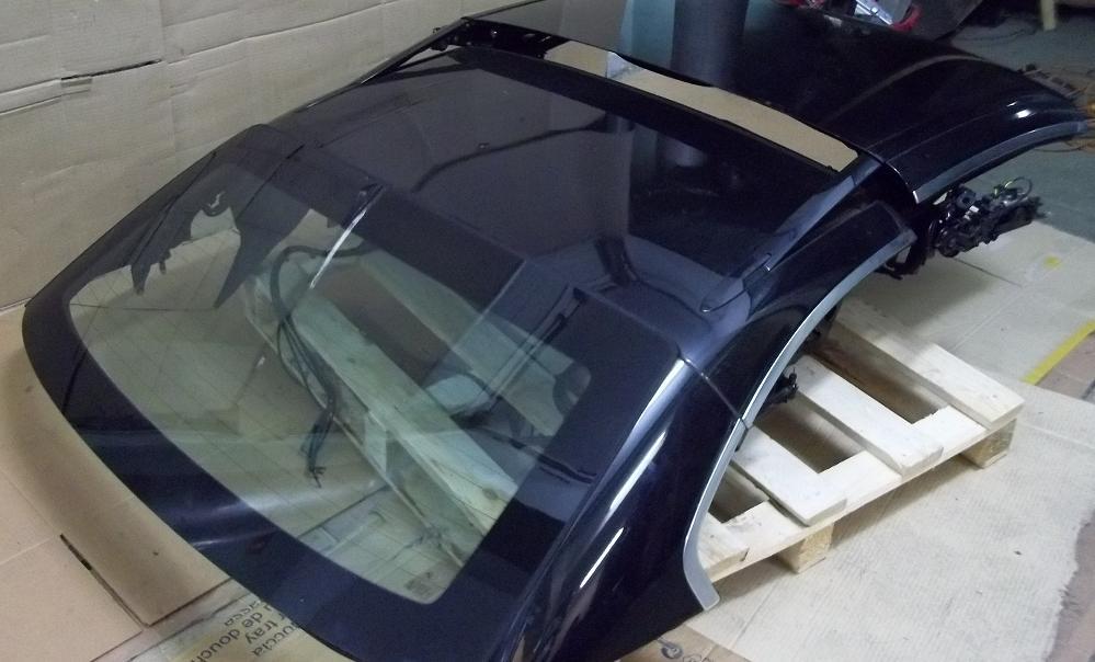 dach hardtop verdeck f r bmw 3 er carbriolet e93 cabrio. Black Bedroom Furniture Sets. Home Design Ideas